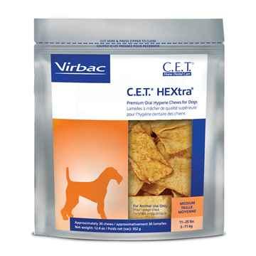 Picture of CET HEXTRA CHEWS MEDIUM - 30/ct