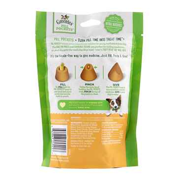 Picture of PILL POCKETS Dog Capsules Chicken Flavor - 7.9oz