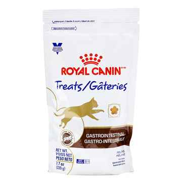 Picture of FELINE RC GASTRO INTESTINAL TREATS - 220gm(tu)
