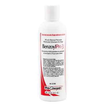 Picture of BENZOYLPRO-3 3% BENZOYL PEROXIDE SHAMPOO - 8oz