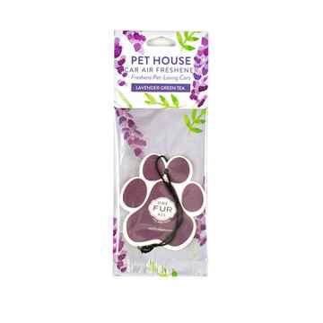 Picture of CAR FRESHNER PET HOUSE  One Fur All - Lavender Green Tea