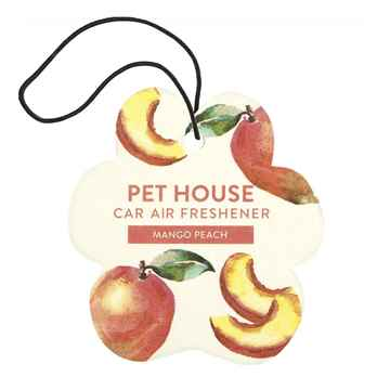 Picture of CAR FRESHNER PET HOUSE  One Fur All - Mango Peach