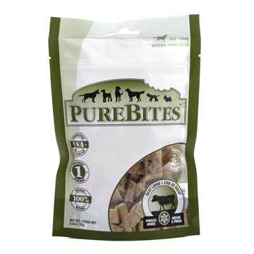 Picture of TREAT PUREBITES K/9 Beef Liver -  57g