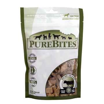 Picture of TREAT PUREBITES K/9 Beef Liver -  120g