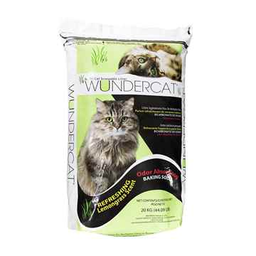 Picture of CAT LITTER WUNDERCAT CLAY CLUMPING SCENTED - 20kg