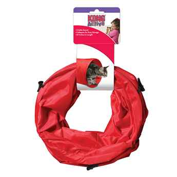 Picture of TOY CAT KONG ACTIVE Crinkle Tunnel - 24in