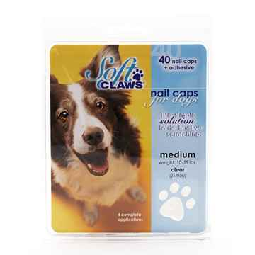 Picture of SOFT CLAWS TAKE HOME KIT CANINE MEDIUM - Natural