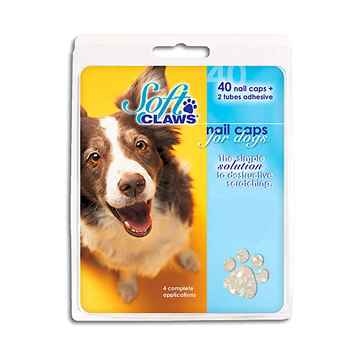 Picture of SOFT CLAWS TAKE HOME KIT CANINE X-SMALL - Natural