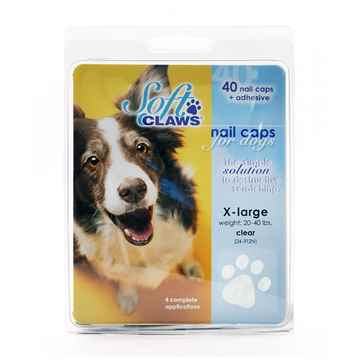 Picture of SOFT CLAWS TAKE HOME KIT CANINE XLARGE - Natural