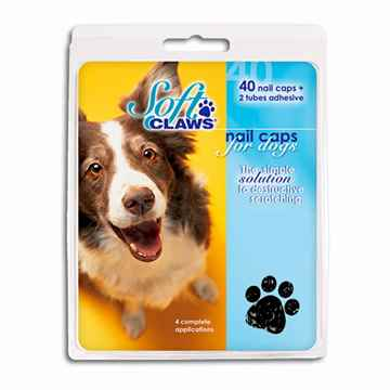 Picture of SOFT CLAWS TAKE HOME KIT CANINE XLARGE - Black