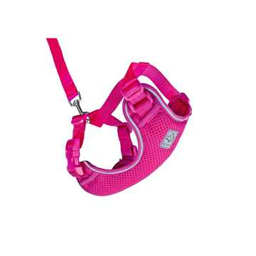 Picture of LEAD AND HARNESS COMBO RC ADVENTURE KITTY Large - Raspberry