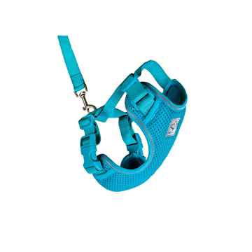 Picture of LEAD AND HARNESS COMBO RC ADVENTURE KITTY Medium - Teal