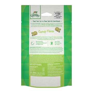 Picture of GREENIE FELINE DENTAL TREAT Catnip Flavor - 2.1oz