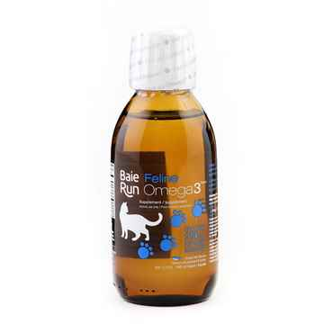 Picture of BAIE RUN FELINE OMEGA-3 LIQUID - 140ml