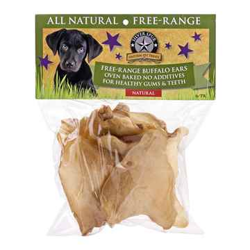 Picture of BUFFALO EARS NATURAL SilverSpur  - 6/pk