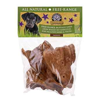 Picture of BUFFALO EARS SMOKED SilverSpur  - 6/pk