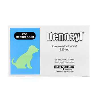 Picture of DENOSYL TABLETS for MEDIUM DOGS 225mg - 30s