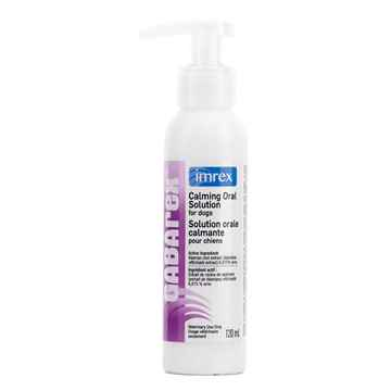 Picture of GABAREX CALMING ORAL SOLUTION for DOGS - 120ml