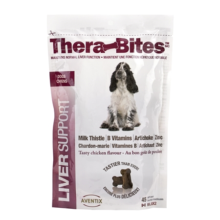Picture of THERABITES LIVER SOFT CHEWS - 45's