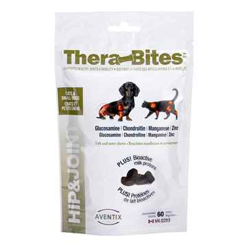 Picture of THERABITES HIP & JOINT SOFT CHEWS for CATS & SMALL DOGS - 60's