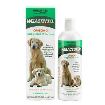 Picture of WELACTIN OMEGA-3 LIQUID FOR DOGS - 473ml