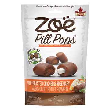 Picture of ZOE PILL POPS Roasted Chicken with Rosemary - 100g