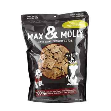 Picture of MAX & MOLLY LIVER TREATS - 500gm