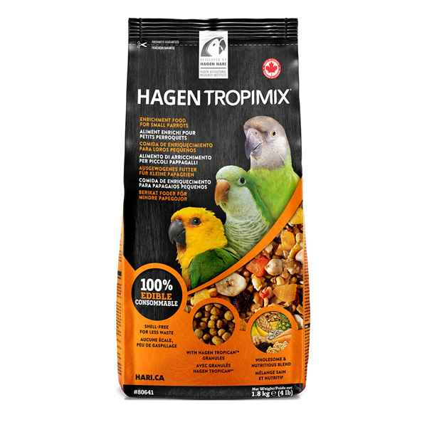 Picture of AVIAN FOOD TROPIMIX Small Parrot Formula - 4lbs