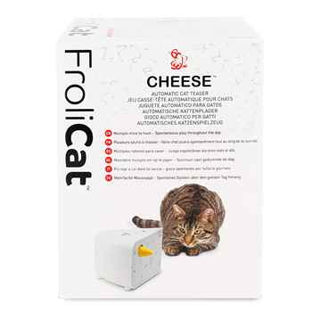 Picture of TOY CAT FROLICAT CHEESE Automatic Cat Teaser