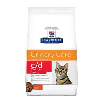 Picture of FELINE HILLS cd MULTICARE STRESS w/ CHICKEN (4lb-17.6lb)