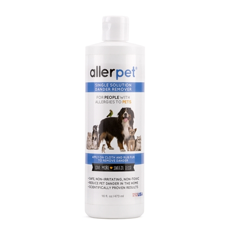 Picture of ALLERPET ALL IN ONE SOLUTION - 473ml (16oz)