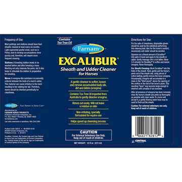 Picture of EXCALIBUR EQUINE SHEATH CLEANER Farnam - 473ml