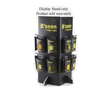 Picture of B SEEN 360 NIGHT LIGHT SAFETY TAG Display Case Only