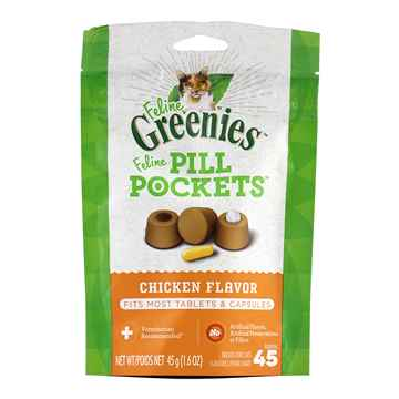 Picture of PILL POCKETS Feline Chicken - 1.6oz