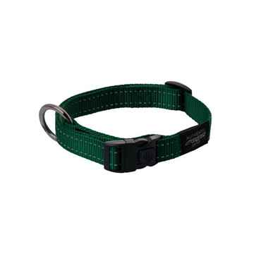 Picture of COLLAR ROGZ UTILITY SNAKE Lime Green - 5/8in x 10-16in