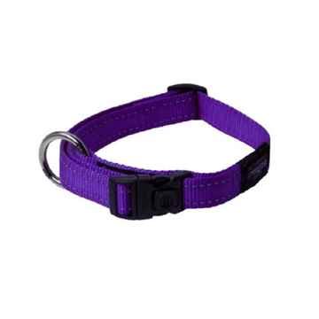 Picture of COLLAR ROGZ UTILITY SNAKE Purple - 5/8in x 10-16in(tu)