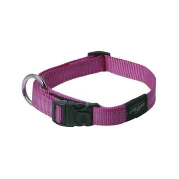 Picture of COLLAR ROGZ UTILITY FANBELT Pink - 3/4in x 13-22in