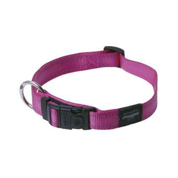 Picture of COLLAR ROGZ UTILITY LUMBERJACK Pink - 1in x 17-29in