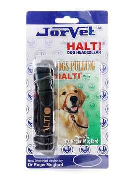 Picture of HALTI HEADCOLLAR BLACK (J1011E) - Size 4