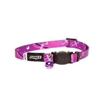 Picture of COLLAR ROGZ BREAK AWAY KIDDYCAT - Purple