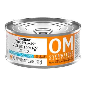 Picture of FELINE PVD OM (WEIGHT MANAGE) FORMULA - 24 x 156gm cans
