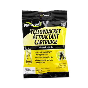Picture of RESCUE YELLOW JACKET ATTRACTANT CARTRIDGE 10 Week