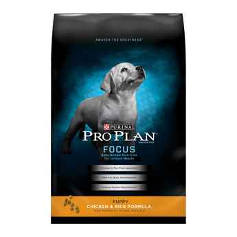 Picture of CANINE PRO PLAN PUPPY CHICKEN & RICE - 15kg