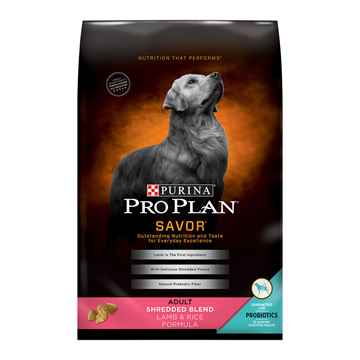 Picture of CANINE PRO PLAN MAINTENANCE LAMB & RICE - 2.7kg