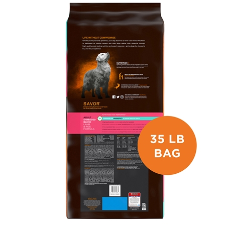 Picture of CANINE PRO PLAN ADULT LAMB & RICE - 17kg
