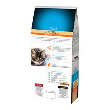 Picture of FELINE PRO PLAN KITTEN CHICKEN & RICE - 3.18kg