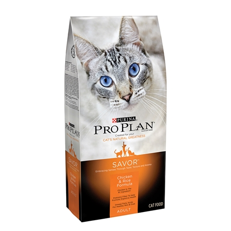 Picture of FELINE PRO PLAN CHICKEN & RICE ADULT - 3.18kg