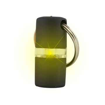Picture of B SEEN 360 NIGHT LIGHT SAFETY TAG  - Black