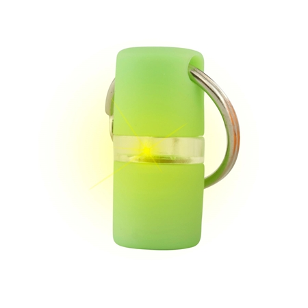 Picture of B SEEN 360 NIGHT LIGHT SAFETY TAG  - Lime Green
