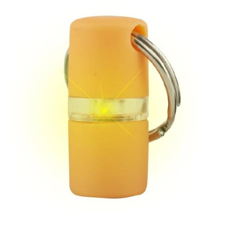 Picture of B SEEN 360 NIGHT LIGHT SAFETY TAG  - Yellow